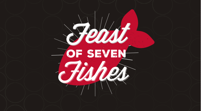 feast of the seven fishes heading image